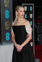 Jennifer Lawrence   71st BAFTAs in 1