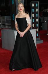Jennifer Lawrence   71st BAFTAs in 2