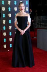 Jennifer Lawrence   71st BAFTAs in 3