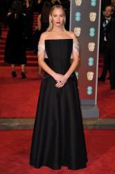 Jennifer Lawrence   71st BAFTAs in 4