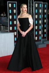 Jennifer Lawrence   71st BAFTAs in 10