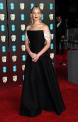 Jennifer Lawrence   71st BAFTAs in 11