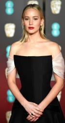 Jennifer Lawrence   71st BAFTAs in 12