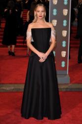 Jennifer Lawrence   71st BAFTAs in 14