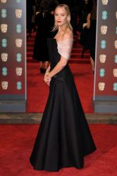 Jennifer Lawrence   71st BAFTAs in 16