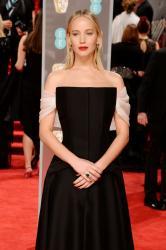 Jennifer Lawrence   71st BAFTAs in 18