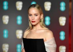 Jennifer Lawrence   71st BAFTAs in 19
