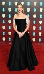 Jennifer Lawrence   71st BAFTAs in 20