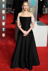 Jennifer Lawrence   71st BAFTAs in 21