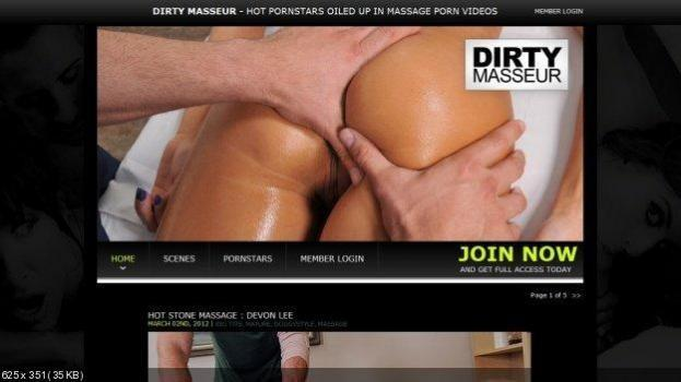 DirtyMasseur - SiteRip (Updated Feb 2018)