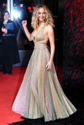 Jennifer Lawrence  Red Sparrow Premiere in 3
