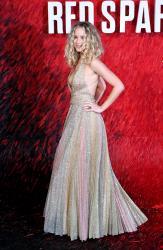 Jennifer Lawrence  Red Sparrow Premiere in 5