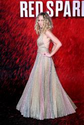 Jennifer Lawrence  Red Sparrow Premiere in 7