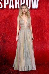Jennifer Lawrence  Red Sparrow Premiere in 9