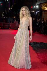 Jennifer Lawrence  Red Sparrow Premiere in 17