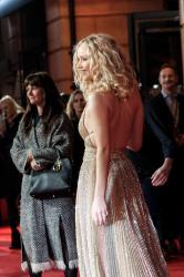 Jennifer Lawrence  Red Sparrow Premiere in 28