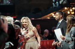 Jennifer Lawrence  Red Sparrow Premiere in 30
