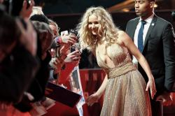 Jennifer Lawrence  Red Sparrow Premiere in 32