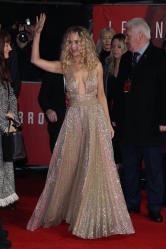Jennifer Lawrence  Red Sparrow Premiere in 42