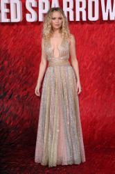 Jennifer Lawrence  Red Sparrow Premiere in 61