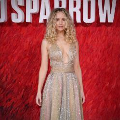 Jennifer Lawrence  Red Sparrow Premiere in 72