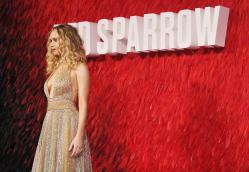 Jennifer Lawrence  Red Sparrow Premiere in 112