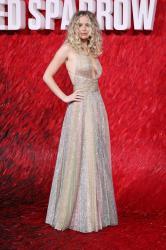 Jennifer Lawrence  Red Sparrow Premiere in 116