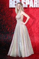 Jennifer Lawrence  Red Sparrow Premiere in 123
