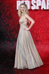 Jennifer Lawrence  Red Sparrow Premiere in 124