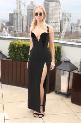 Jennifer Lawrence  Black Dress  Red 98
