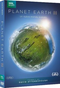 Planet Earth II (2017) 3 DVD9 COPIA 1:1 ITA ENG