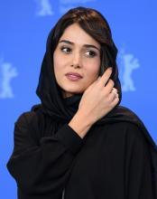"""Parinaz Izadyar - """"Khook"""" Photocall at Berlinale 2018   February 21, 2018"""