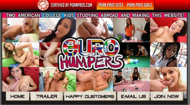 EuroHumpers - SiteRip