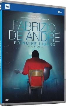 Fabrizio De André Principe Libero (2018) 2xDVD9 COPIA 1:1 Ita