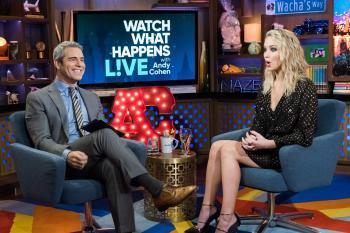 Jennifer Lawrence  'Watch What Happens Live 2