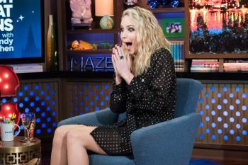 Jennifer Lawrence  'Watch What Happens Live 4