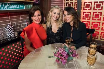 Jennifer Lawrence  'Watch What Happens Live 5