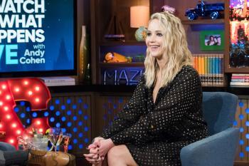 Jennifer Lawrence  'Watch What Happens Live 6