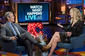 Jennifer Lawrence  'Watch What Happens Live 9