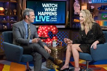 Jennifer Lawrence  'Watch What Happens Live 13