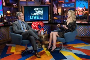 Jennifer Lawrence  'Watch What Happens Live 14
