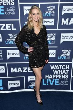 Jennifer Lawrence  'Watch What Happens Live 15