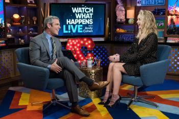 Jennifer Lawrence  'Watch What Happens Live 16