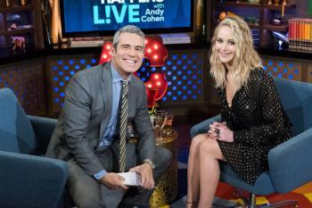 Jennifer Lawrence  'Watch What Happens Live 17