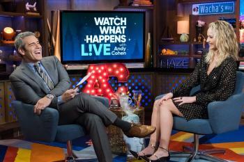 Jennifer Lawrence  'Watch What Happens Live 19