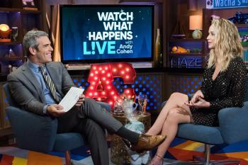 Jennifer Lawrence  'Watch What Happens Live 20
