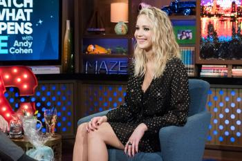 Jennifer Lawrence  'Watch What Happens Live 24