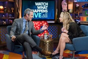 Jennifer Lawrence  'Watch What Happens Live 25