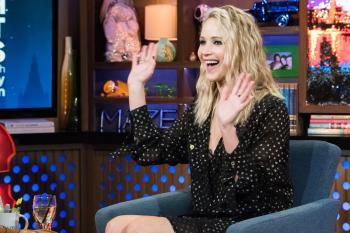Jennifer Lawrence  'Watch What Happens Live 28