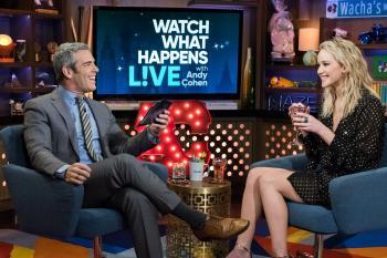 Jennifer Lawrence  'Watch What Happens Live 30